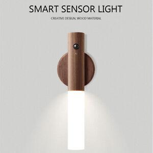 LED Wall Light Indoor Outdoor Down Lamp Exterior Wardrobe Night Light PIR Sensor