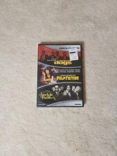 Brand New Reservoir Dogs/Pulp Fiction/Jackie Brown (Dvd, 2012, 3-Disc Set)