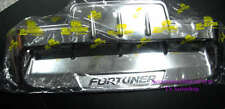 CHROME HOOD SCOOP COVER TRIM FOR NEW TOYOTA FORTUNER 2011+ V.2