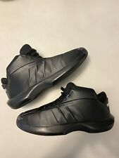 Adidas Crazy 1 Kobe Basketball Shoes Sneakers Men's Size 11 Black