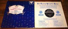 PETE MAAG LONDON SYMPHONY ORCH MOZART UK DECCA STEREO SXL 2135 LP WBg ED1 1959