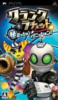 PSP Sony Ratchet & Clank: Maru Hi Mission * Ignition Japan Import