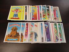1986 Topps Garbage Pail Kids Original 3rd Series Complete Set 84a-124b !!!!!