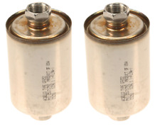 Quantity Two (2) - AC DELCO GF652F Fuel Filter Gold (Professional)-89058397