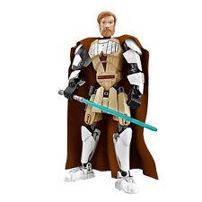 Obi-Wan Kenobi Star Wars The Last Jedi Building Blocks Compatible With Lego