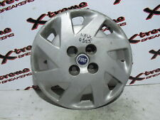 "FIAT PUNTO 1999-2005 14"" WHEEL TRIM HUB CAP - SINGLE 46760304 - XBWC0125"