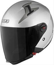 Speed and Strength Helmets Mens SS2200 Spin Doctor Helmet Silver X-Large 87-6914