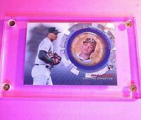 2020 Toops Update Baseball COIN CARD #TBC-JL  JESUS LUZARDO Rookie RC Athletics