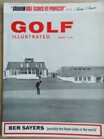 Bonnyton Golf Club Renfrewshire: Golf Illustrated Magazine 1966