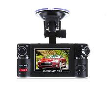 "2.7"" SOS Car Camera Digital Recorder 120°HD Dual Lens Dashboard Safety Guard DVR"