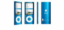 Apple iPod Nano 5th Gen BLUE 8GB Good Condition WARRANTY