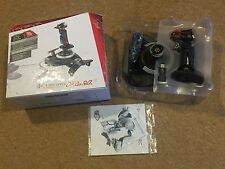 Cyborg F.L.Y Fly 9 Wireless Flight Stick MadCatz -- Playstation 3 PS3 --