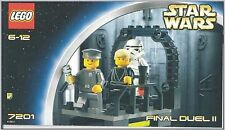 1  NEUE Bauanleitung Star Wars- Final Duel II (7201)