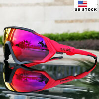Men's Cycling Sunglasses Man Woman Polarized Goggles Riding Bike Sports Glasses