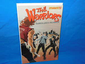 THE WARRIORS OFFICIAL MOVIE ADAPTATION #5 Dabel Brothers 2010 FN/VF