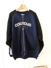 Vintage Dallas Cowboys NFL Spell Jacket Coat Reebok L Large