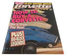 Corvette Fever  Magazine - September 1992