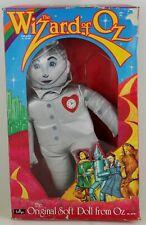 TIN MAN THE ORIGINAL SOFT DOLL FROM OZ LARGO TOYS 1989