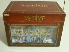 My Hime Premium Limited Edition Art Box Complete 7-DVD TV Anime Series Bandai 1