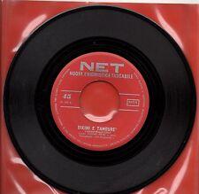 NANDO STAR EZIO DE GRADI disco 45 giri MADE in ITALY serie NET Adriano Celentano