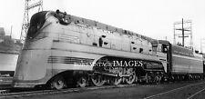 Milwaukee Road Hiawatha 104 Hudson photo Train Steam Locomotive CMSP ArtDeco
