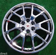 NEW 2013 2016 Cadillac SRX Chrome 20 inch EXACT OEM Factory GM Spec WHEEL 4709