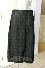 jolie jupe longue transparente en coton COP COPINE perrila TAILLE 40