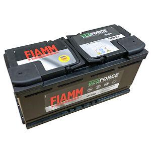 Batteria Auto Fiamm L6 105Ah AGM Start&Stop 950A 12V