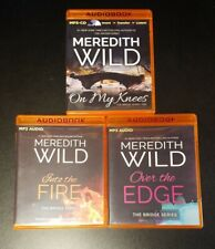 The Bridge Series 1-3  Audiobooks by Meredith Wild read by Wyles/McCarthy/Bevine