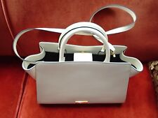 zac posen natural leather tote Eartha East/West Leather Satchel