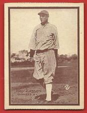 1931   TONY  LAZZERI   W517   #  27   FROM  THE  YANKEES  MURDERERS  ROW   !!