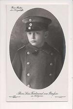 Vintage Postcard Louis Ferdinand, Prince of Prussia