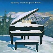 SUPERTRAMP EVEN IN THE QUIETEST MOMENTS REMASTERED CD NEW