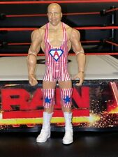 Kurt Angle WWE ingresso GRANDE SERIE 1 ELITE Wrestling Action Figure accessori