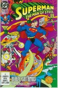 Superman: Man of Steel # 15 (Keith Giffen) (USA, 1992)