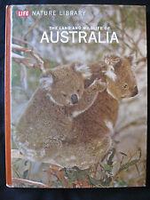 Life Nature Library,  The Land And Wildlife of Australia, David Bergamini