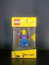 Mini Torch LEGO Minifig Flashlight KeyChain BLUE TORSO [Sales]