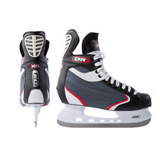 New DR X6 ice hockey skates senior mens size 10.5 sr sz recreational