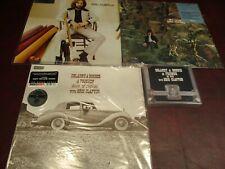 ERIC CLAPTON S/T DAVE MASON ALONE TOGETHER + DELANEY BONNIE TOUR LP + CDS