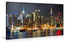 Huge New York City Painting Canvas Print Framed Wall Art Home Office Decoration