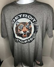 Mitchell Ness MLB Detroit Tigers Mens XXL T-shirt
