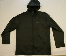 Team McLaren Thin Windbreaker M Medium Dark Gray 100% Polyester Full Zip Racing