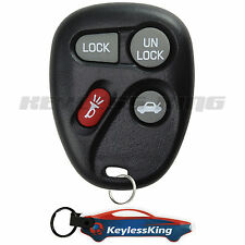 Replacement for Oldsmobile Intrigue - 1998 1999 2000 Keyless Entry Car Remote
