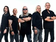 Uriah Heep - Live Concert LIST - Mick Box  Living The Dream - Demons And Wizards
