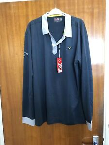 callaway polo shirt XXL