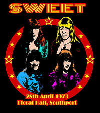 The Sweet Live In Concert Floral Hall Southport UK 28th April Classic Set