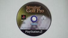 INTERNATIONAL GOLF PRO - SONY PLAYSTATION 2 - JEU PS2 SEUL