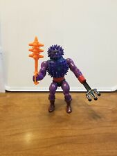 Vintage He-Man SPIKOR MOTU Masters Of The Universe Action Figure 100% Complete