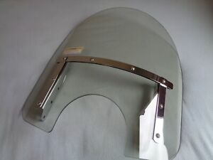 Yamaha XVS 650 /1100 / Custom Low Short  Wind Shield Screen