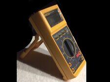 Fluke 27 FM Multimeter 80 HV 85 TL221 TL224 TL71 TP1 TP2 AC175 AC72 Probes Case